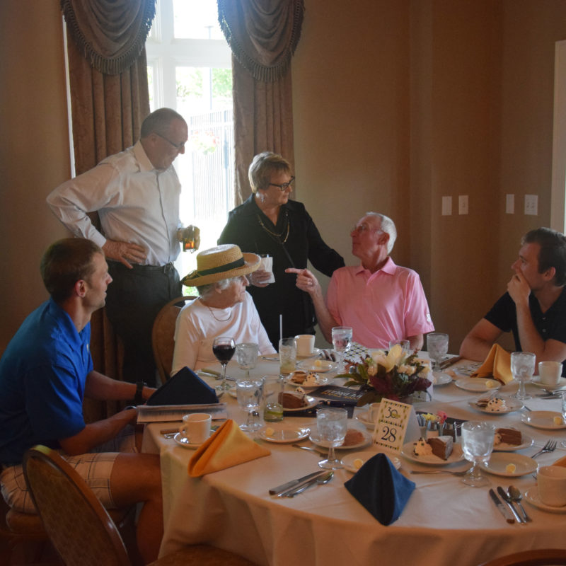 Golf Classic Dinner