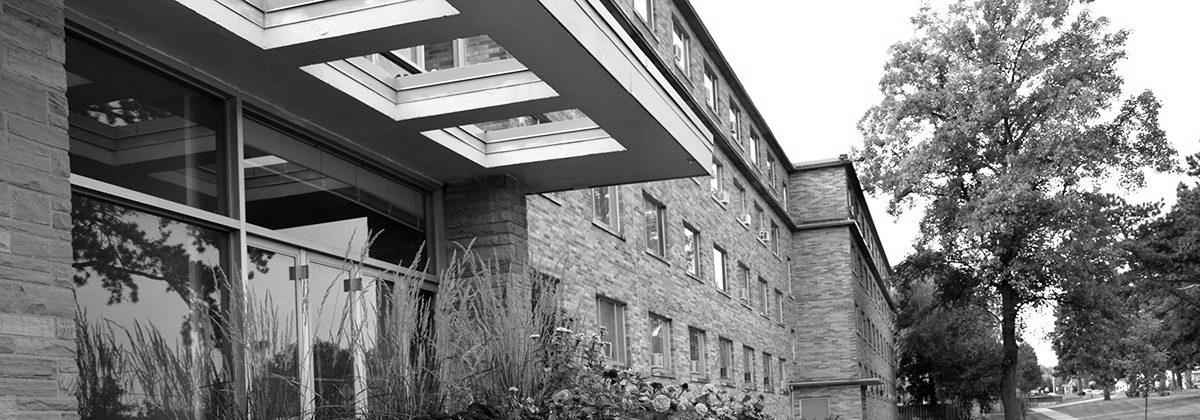 Mary Benedict Hall exterior