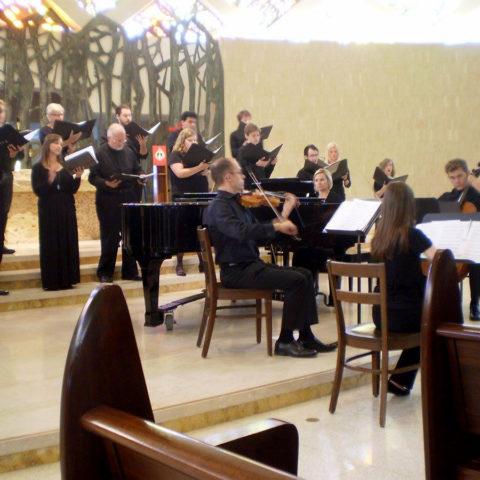 Prague Choir trip 2