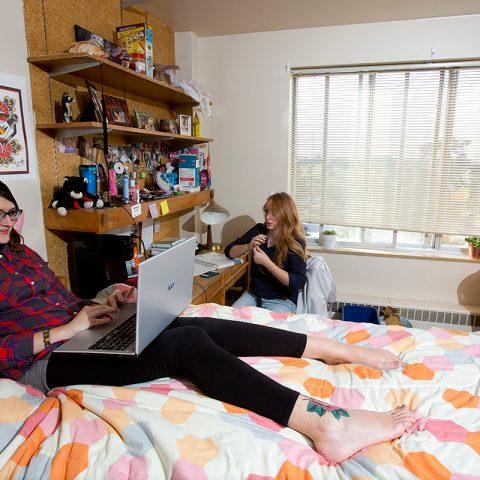 Resident life dorm