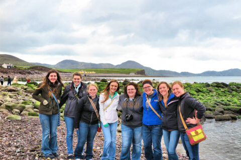 Clarke University Environmental Studies degree program offers multiple study abroad opportunities